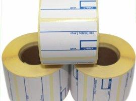 Печать термоэтикеток